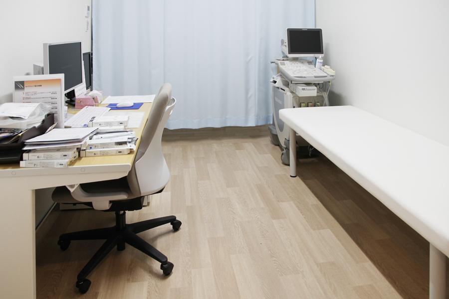 鵠沼海岸内科クリニック 診察室